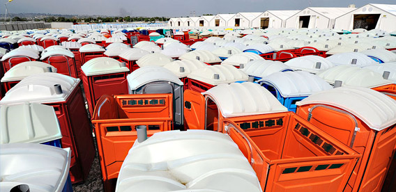 Champion Portable Toilets in Santa Ana,  CA